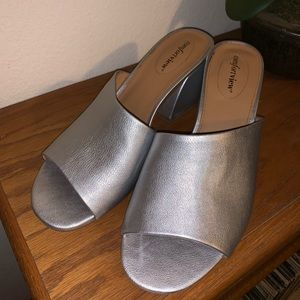 Silver Mules!